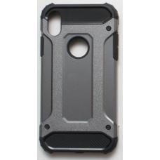 Чехол противоударный Forcell Armor для iPhone XR Серый