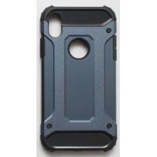 Противоударный чехол Forcell Armor для iPhone X Темно-синий