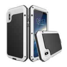Бронированный чехол Lunatik Taktik Extreme для iPhone X, iPhone 10 Белый