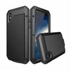Бронированный чехол Lunatik Taktik Extreme для iPhone X, iPhone 10 Черный