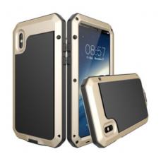 Бронированный чехол Lunatik Taktik Extreme для iPhone X, iPhone 10 Золотой