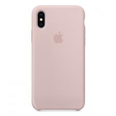 Чехол силиконовый Apple Silicon Case для iPhone XR Бежевый