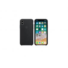 Чехол силиконовый Apple Silicon Case для iPhone XR Черный