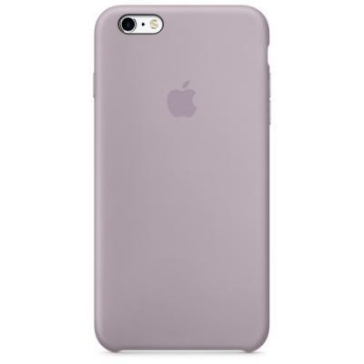 Силиконовый чехол Apple Silicon Case для iPhone XR Сиреневый