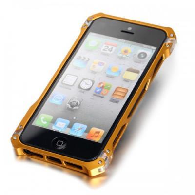 Бампер Element Case Sector 5 для iPhone 5S/5 Жёлтый