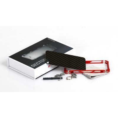 Бампер Element Case Sector 5 для iPhone 5S/5 Красный