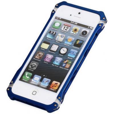 Бампер Element Case Sector 5 для iPhone 5S/5 Синий