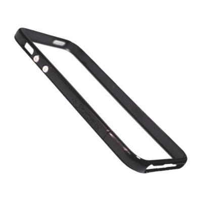 Бампер SGP Cace Linear EX для iPhone 5/5S Черный