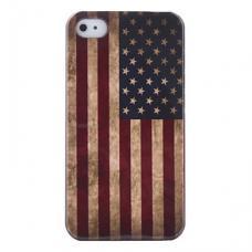 Чехол для iPhone 4/4s Американский флаг