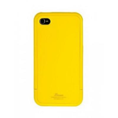 Чехол SGP Cace для iPhone 4/4S Linear Color Serries Желтый