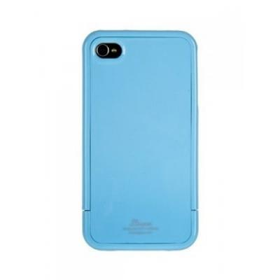 Чехол SGP Cace для iPhone 4/4S Linear Color Serries Голубой