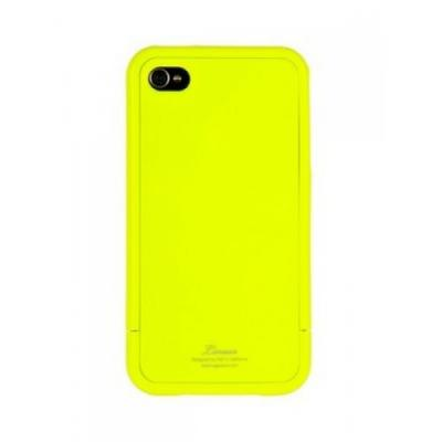 Чехол SGP Cace для iPhone 4/4S Linear Color Serries Лайм