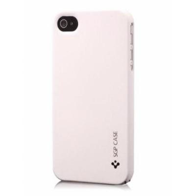 Чехол для iPhone 4/4s SGP Case Белый