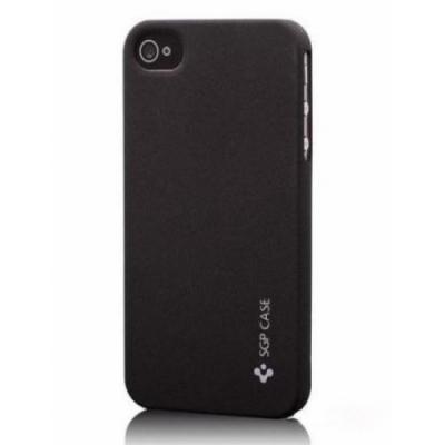 Чехол для iPhone 4/4s SGP Case Черный