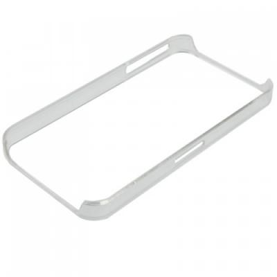 Ультра тонкий бампер для iPhone 4/4S Прозрачный