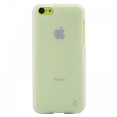 Силиконовый Чехол для iPhone 5C Capdase Soft Jacket Белый