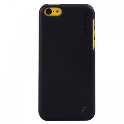 Силиконовый Чехол для iPhone 5C Capdase Soft Jacket Черный