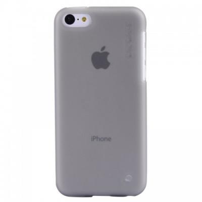 Силиконовый Чехол для iPhone 5C Capdase Soft Jacket Серый