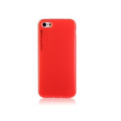 Силиконовый Чехол для iPhone 5C Totu Красный