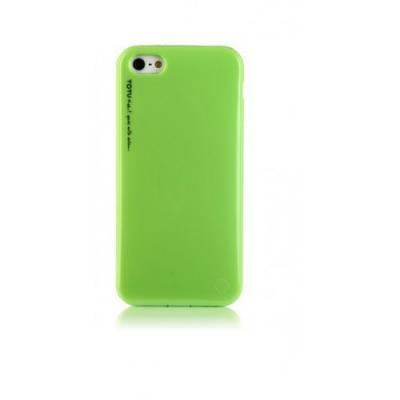 Силиконовый Чехол для iPhone 5C Totu Зеленый