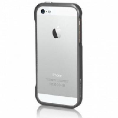 Алюминиевый бампер для iPhone 5/5S Element Case Vapor 4 Графит