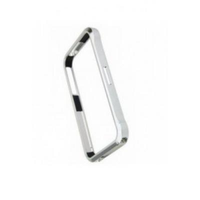 Алюминиевый бампер для iPhone 5/5S Element Case Vapor 5 Серебристый/Серебристый