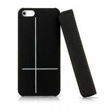 Чехол для iPhone 5/5S Guoer Smart Cover Черный