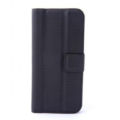 Чехол-книжка для iPhone 5/5S Guoer Smart Cover Черный