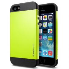 Чехол для iPhone 5С SGP Case Slim Armor Color Зеленый