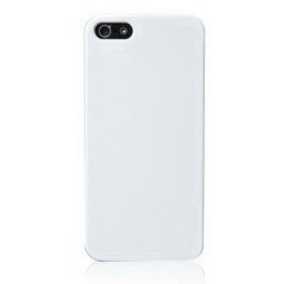 Чехол-накладка для iPhone 5/5S шероховатый Белый
