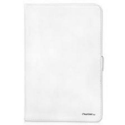 Кожаный чехол Nuoku для iPad Mini Белый
