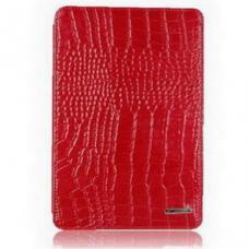 Чехол для iPad Mini Crokodile Тёмно-Красный