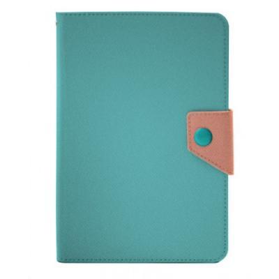 Чехол-книжка для iPad Mini с магнитной застежкой Голубой