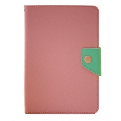 Чехол-книжка для iPad Mini с магнитной застежкой Розовый