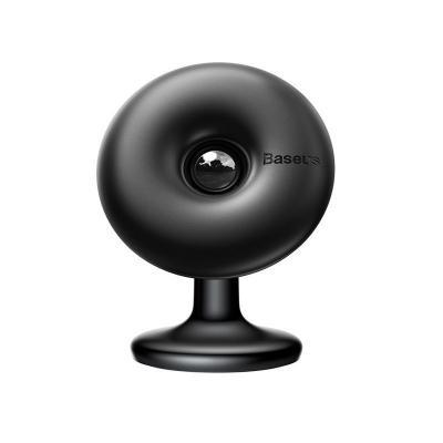 Автомобильный магнитный держатель на приборную панель или лобовое стекло Baseus SUGENT-HQ01 Черный