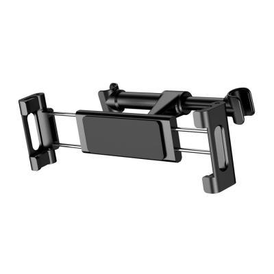 Автодержатель универсальный на спинку сиденья Baseus SUHZ-01 для iPad Черный