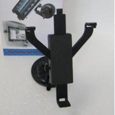 Автомобильный держатель на приборную панель, лобовое стекло для планшетов QS-1790 Tablet PC Черного цвета