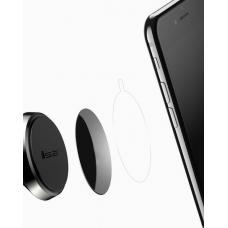 Автомобильный магнитный держатель на приборную панель или лобовое стекло VHM-5 Черного цвета