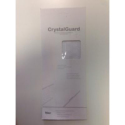 """Силиконовая накладка CrystalGuard на клавиатуру MacBook Pro, Air 11,6"""""""