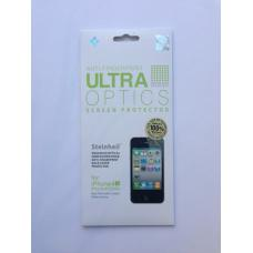 Защитная пленка Ultra Optics Anti-Fingerprint iPhone 4/4s