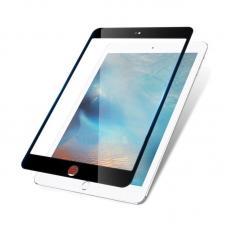 Защитное стекло 3D на весь экран для iPad 2, 3, 4 c Черной рамкой