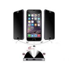 Защитное бронь стекло Privacy для iPhone X Антишпион