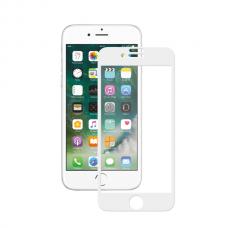 Защитное стекло Artoriz 0,33 мм 3D на весь экран для iPhone X Белая рамка