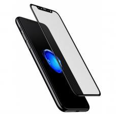Защитное бронь стекло Baseus Arc-surfa 0.3mm на весь экран для iPhone X