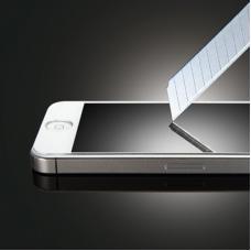 Глянцевое защитное стекло Premium 0.3mm для iPhone 4, 4s