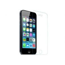 Глянцевое защитное стекло Remax 0,2 мм и задняя пленка для iPhone 5, 5s, SE