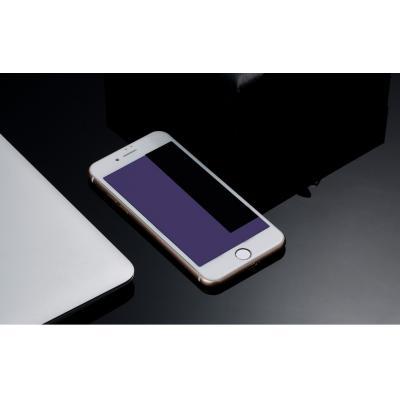 Защитное стекло Remax Anti-Blue Ray 3D на весь экран для iPhone 6, 6s с Белой рамкой