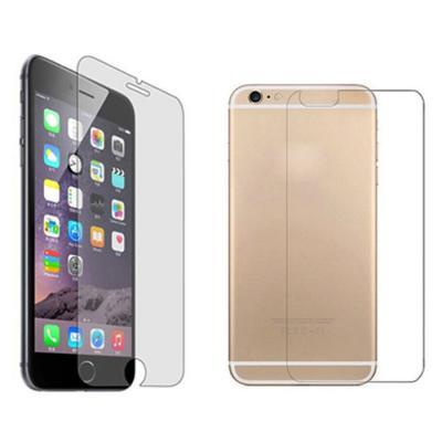 Защитное стекло Premium 2в1 для дисплея и корпуса iPhone 6, 6s Глянцевое
