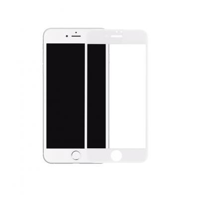 Защитное стекло Baseus Blue Light на весь экран 0,2mm для iPhone 7 Белое