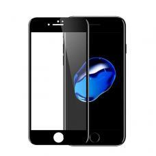 Защитное стекло Baseus Blue Light на весь экран 0,2mm для iPhone 7 Черное